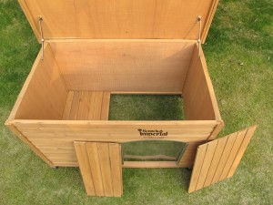 norfolk de kennels imperial niche isol e niches pour chien. Black Bedroom Furniture Sets. Home Design Ideas